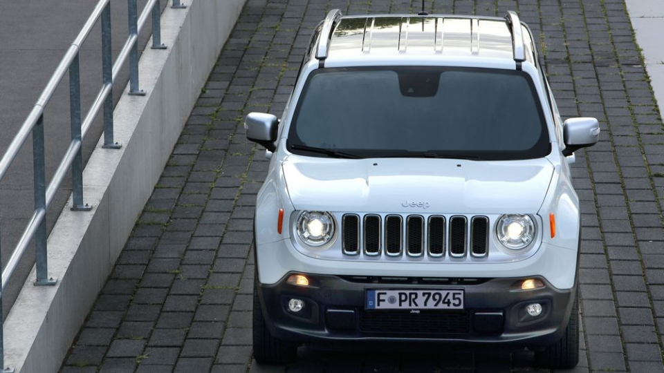 Jeep Renegade (ab MJ 2015)