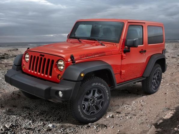 Jeep Wrangler Moab (2013)