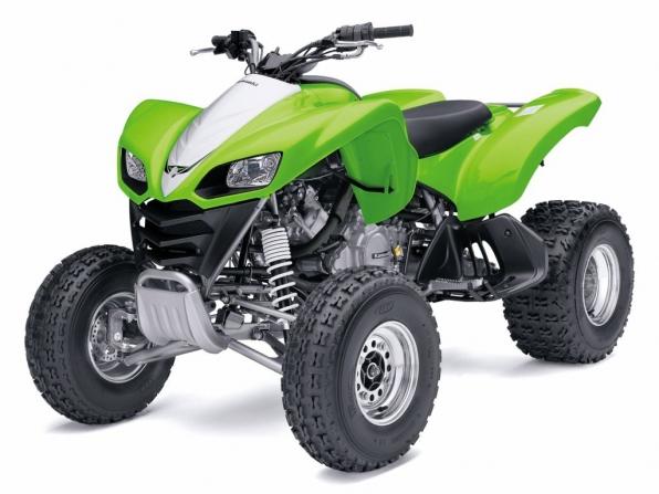 Kawasaki KFX700 (2011)