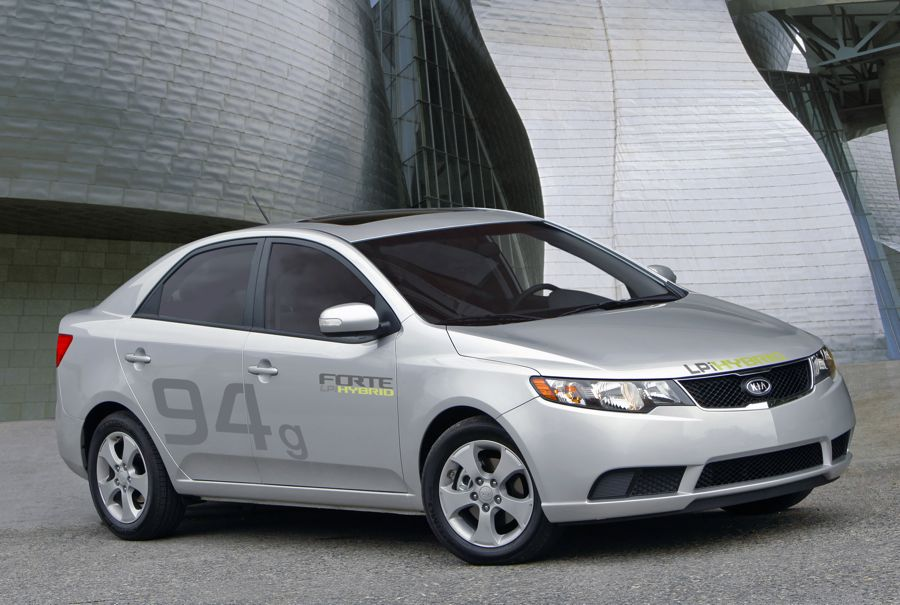 Kia Entwickelt Hybridantrieb Mit Lpg