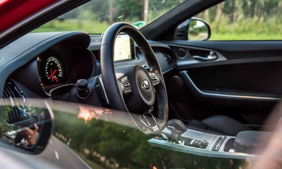 Kia Stinger GT 3.3 AWD