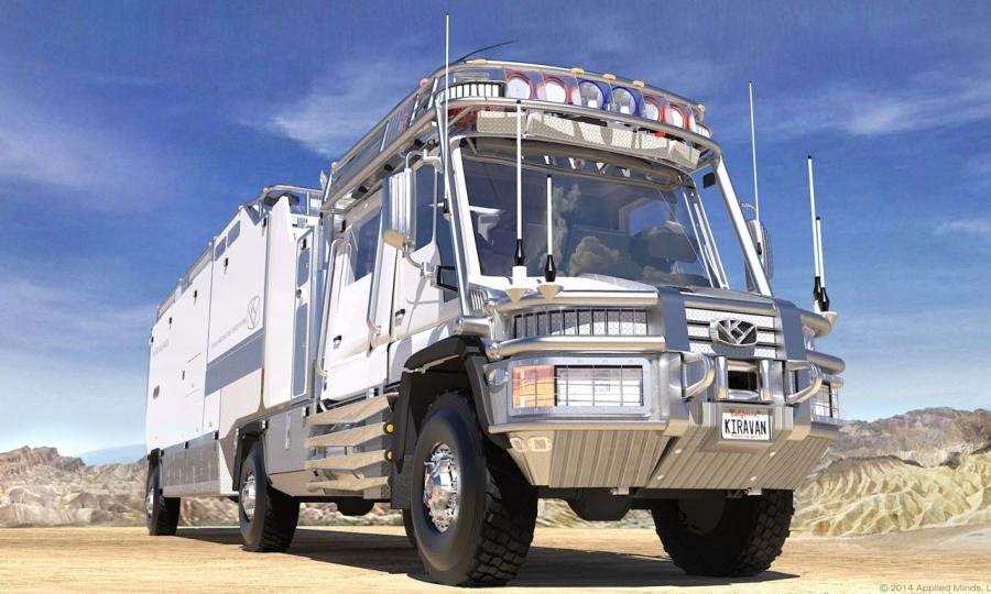 KiraVan Expeditionsmobil