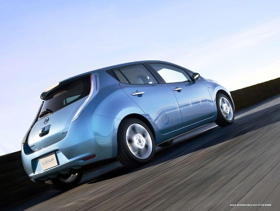 Koglobe 2010 Fr Nissan Leaf