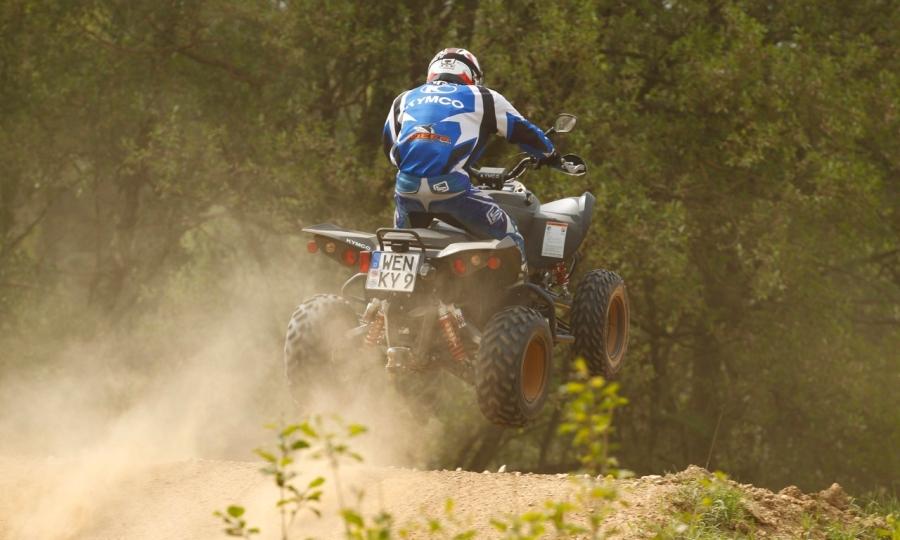 Kymco Maxxer 450i 4x2 Offroad Sport