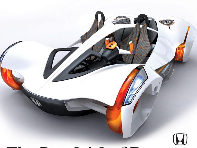 La Auto Show Honda Air Concept
