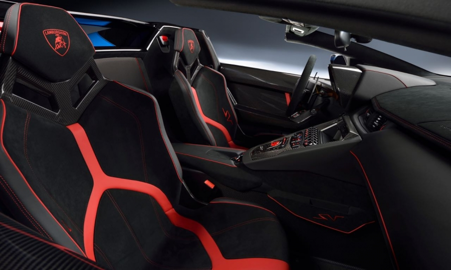 Lamborghini Aventador LP 750-4 Superveloce Roadster (2016)