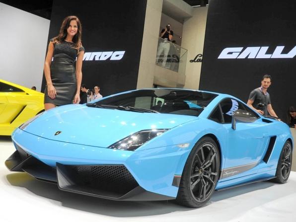 Lamborghini Gallardo LP 560-4 (2013)