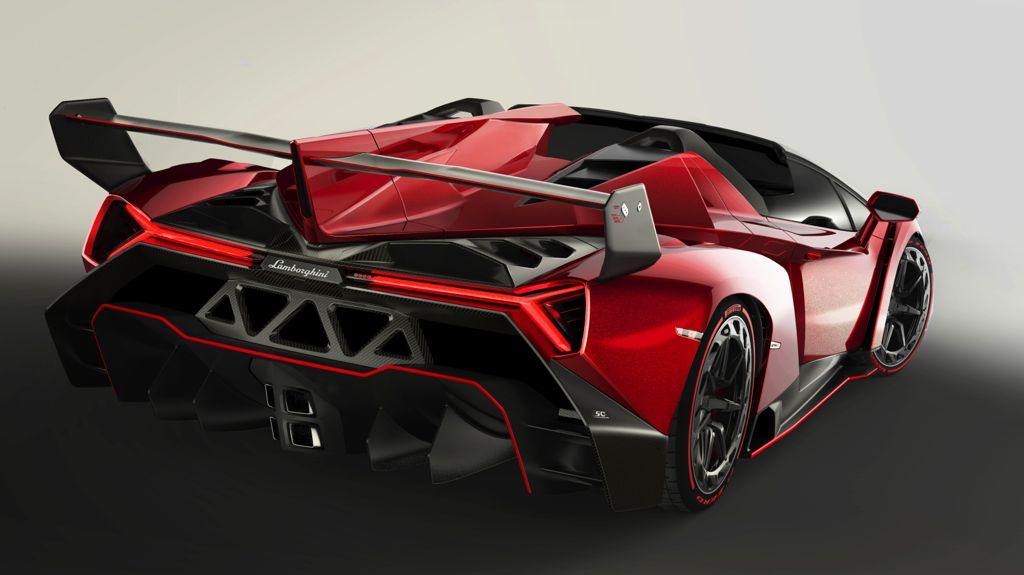Lamborghini Veneo Roadster (2014)