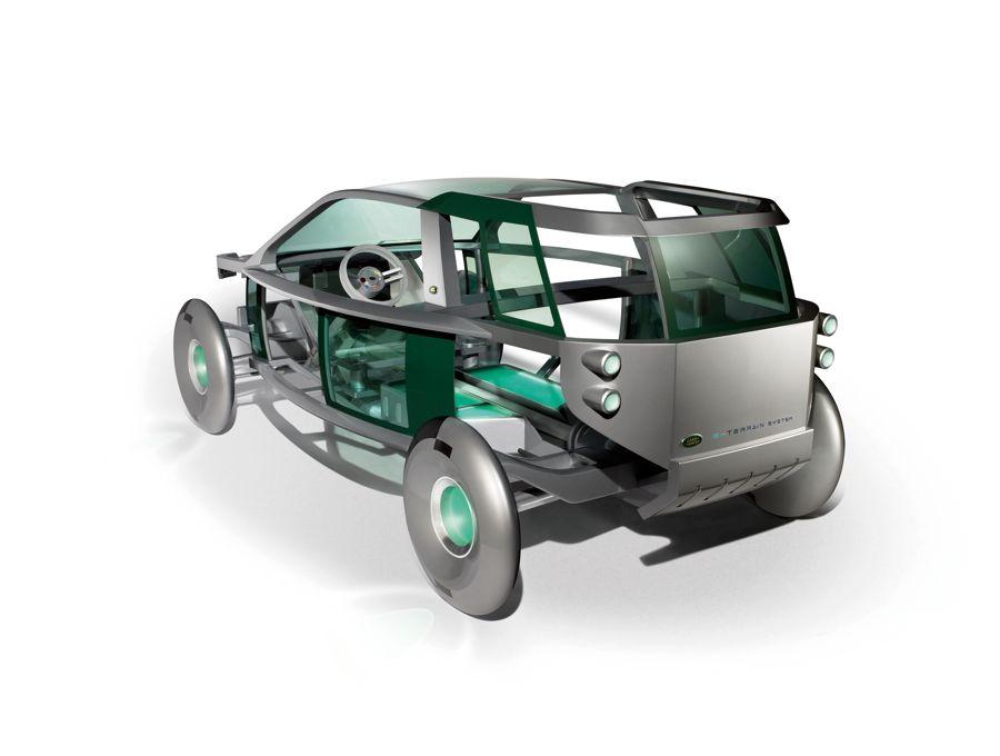 Land Rover Land E 2007