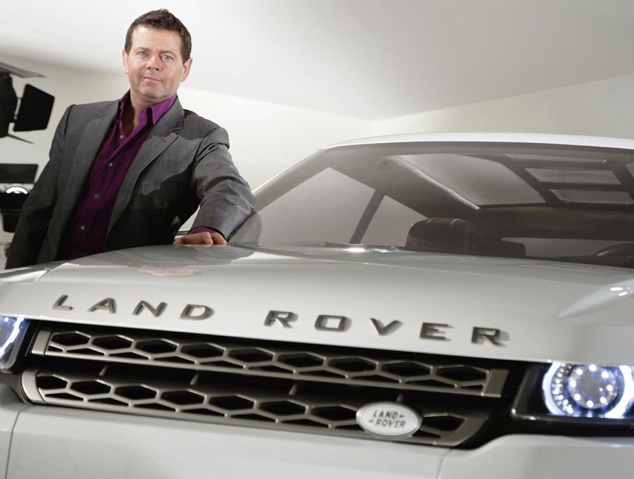 Land Rover Lrx Concept Car 2008