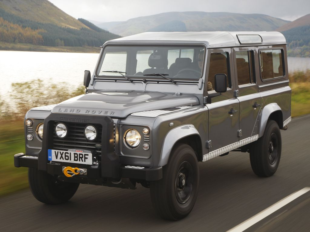 Land Rover Defender (2012)