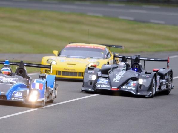 Le Mans Hybridautos (2012)