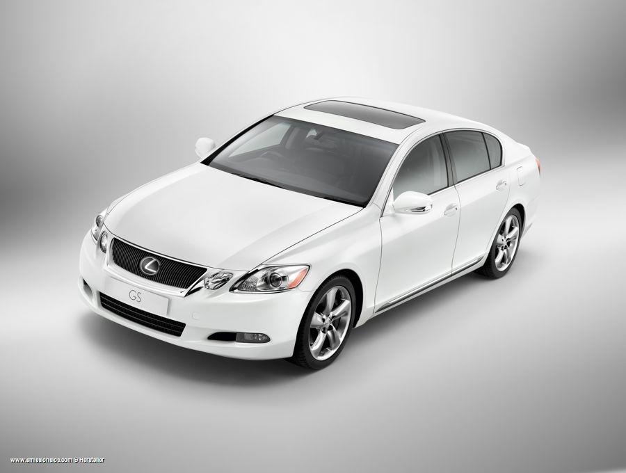 Lexus GS 450h (2007)