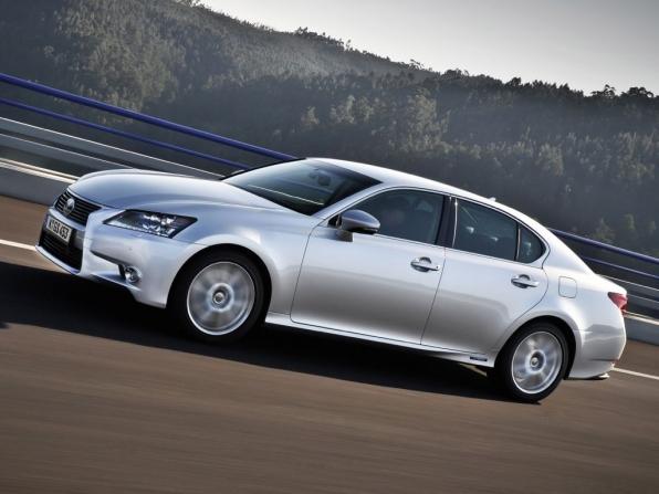 Lexus GS 450h (2012)