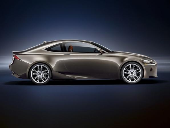 Lexus LF CC (2012)