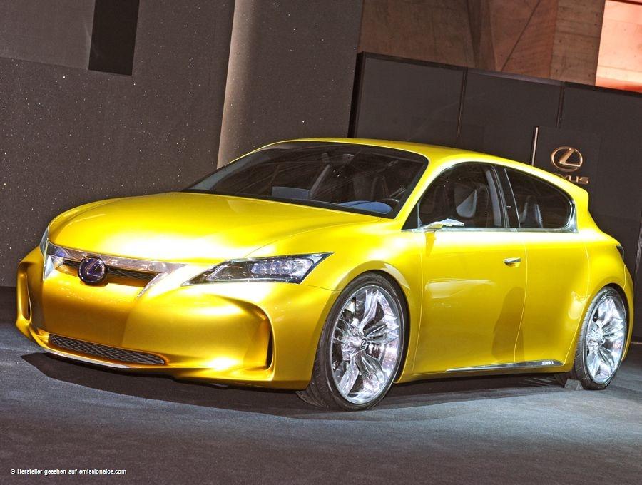 Lexus Lf Ch 2009