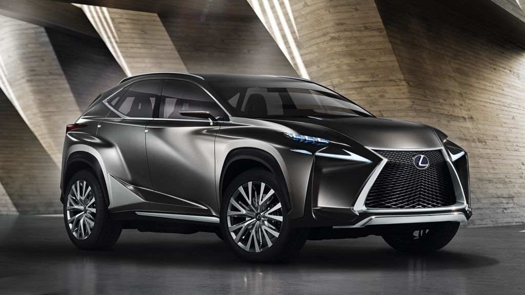 Lexus LF-NX (2013)