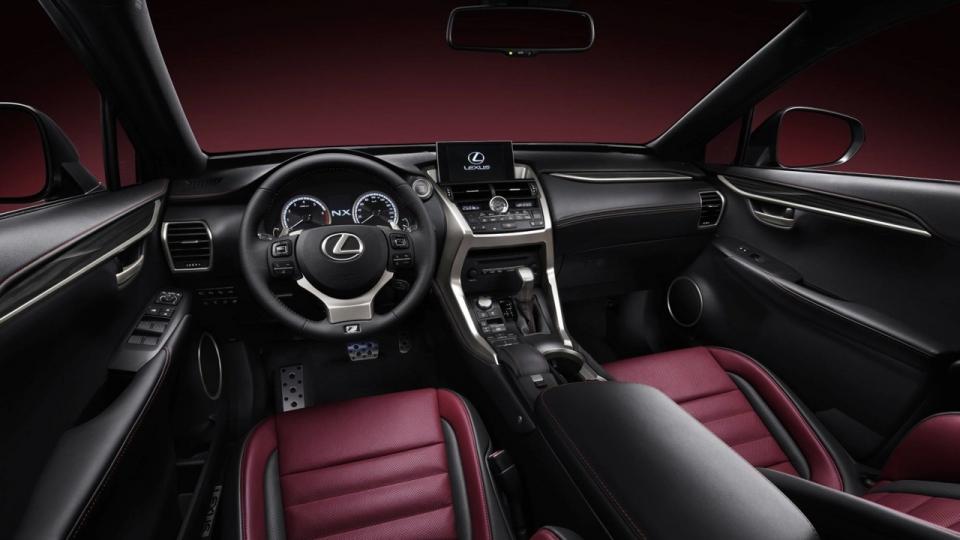 Lexus NX Modelle (NX300h und NX200t)