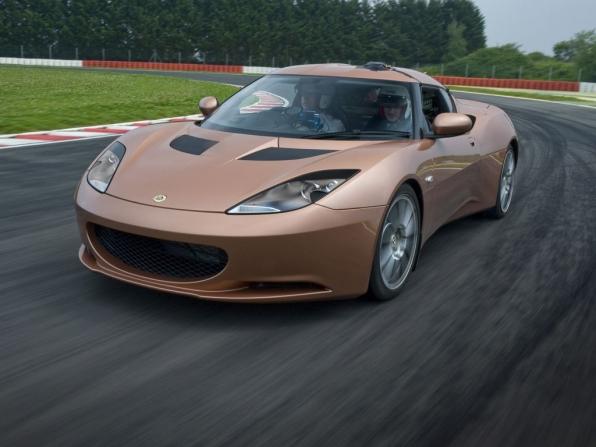 Lotus Evora Hybrid 414E (2012)