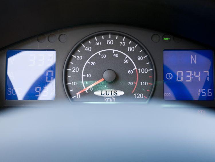 Luis 4 Green Elektroauto Ab 39900 Euro