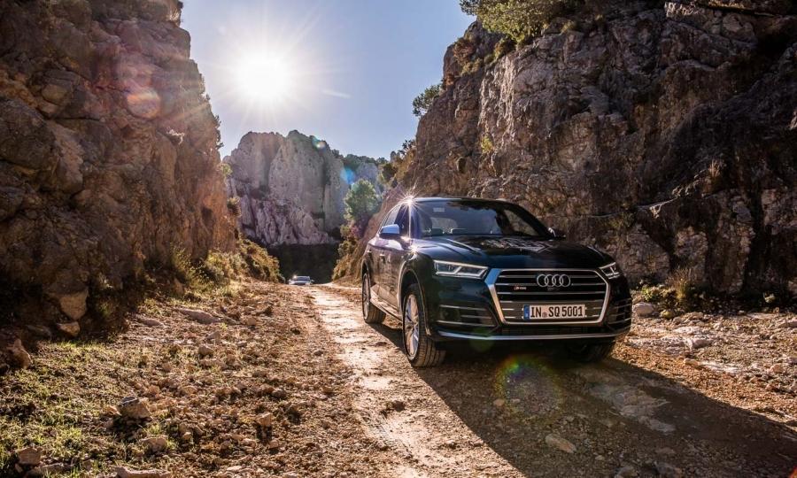 #Maennersache: Mit dem Audi SQ5 im Guadalest Valley