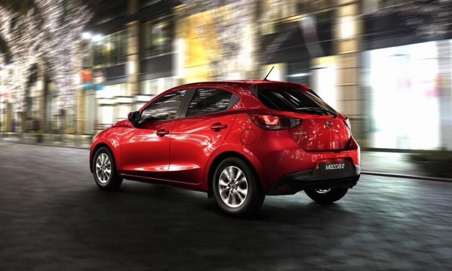Mazda 2 (2015)