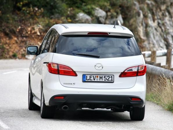 Mazda 5 (2012) technische Daten