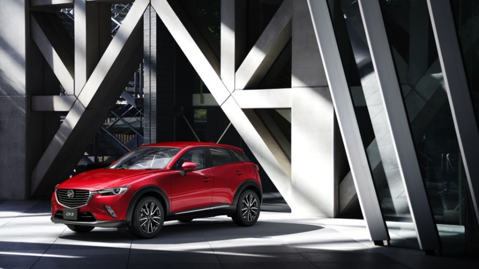 Mazda CX-3 (ab 2015)
