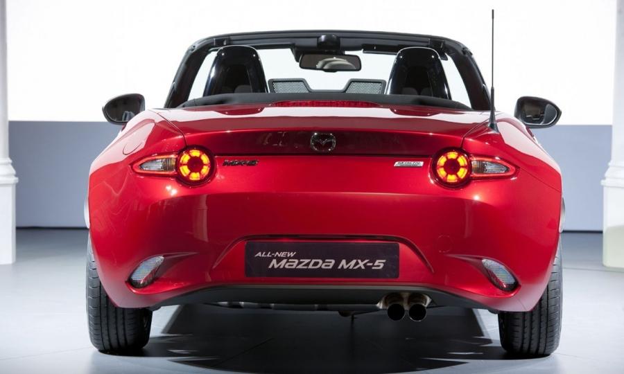 Mazda MX-5 (2015)
