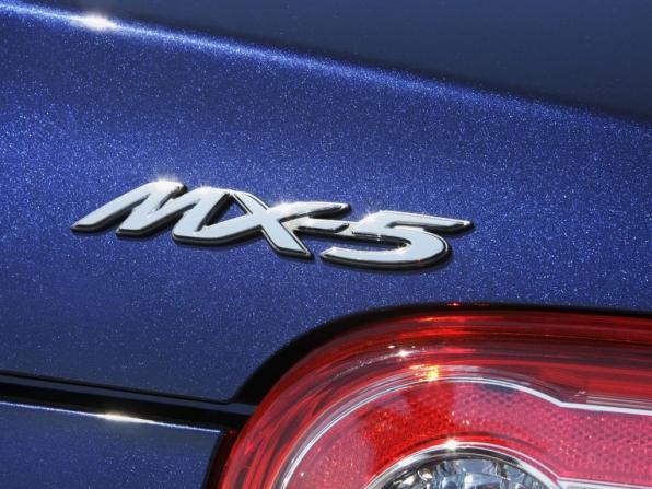 Mazda MX-5 (2011)