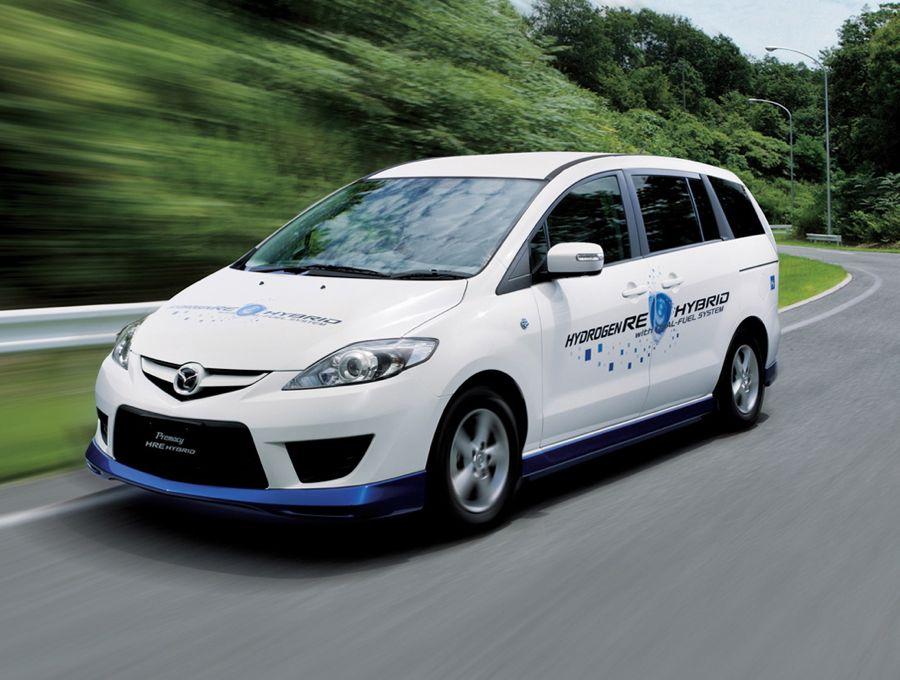 Mazda Premacy Hydrogen Re Hybrid 2007