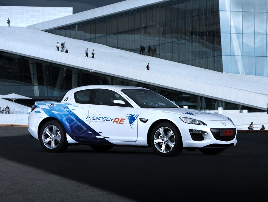 Mazda Rx 8 Hydrogen 2009