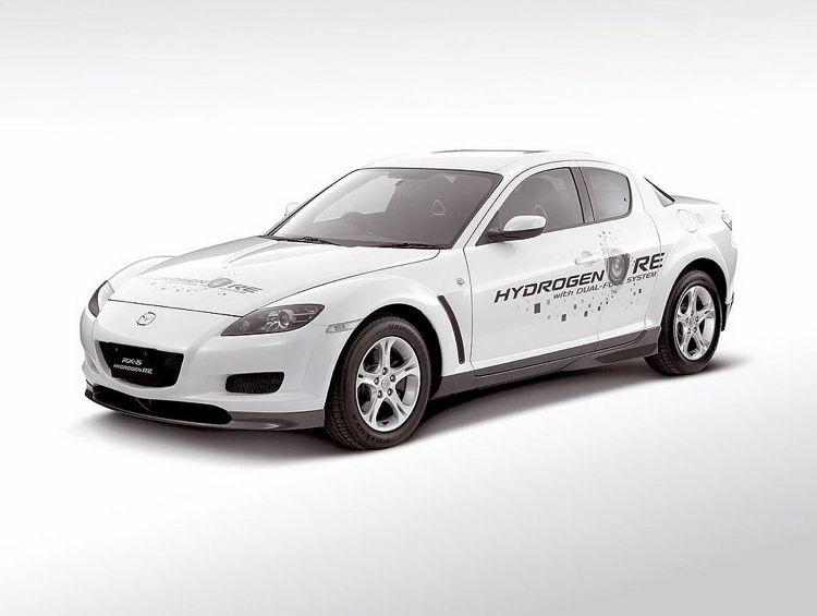 Mazda Rx 8 Hydrogen Re 2003