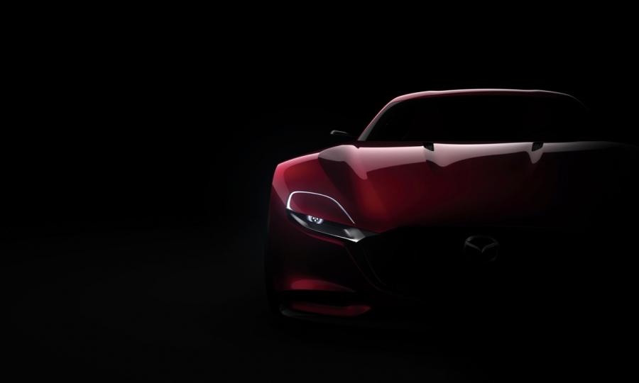 Mazda RX-Vision Studie auf der Tokyo Motor Show 2015