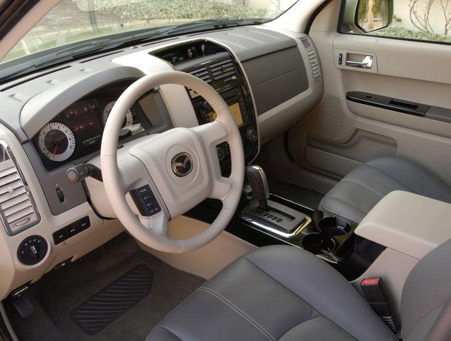 Mazda Tribute Hev 2007