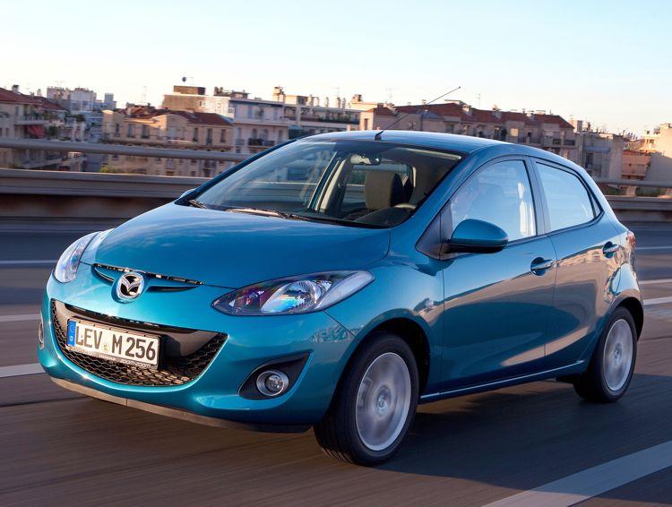 Mazda2 Elektroauto Markteinfhrung Ab 2012 In Japan