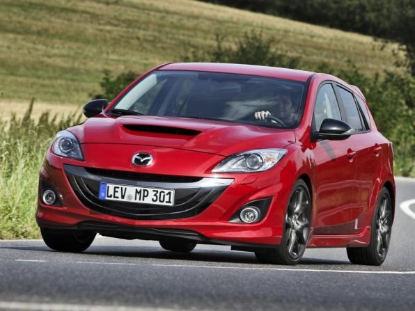 Mazda3 MPS (2013)
