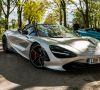 McLaren 720S Spider Test