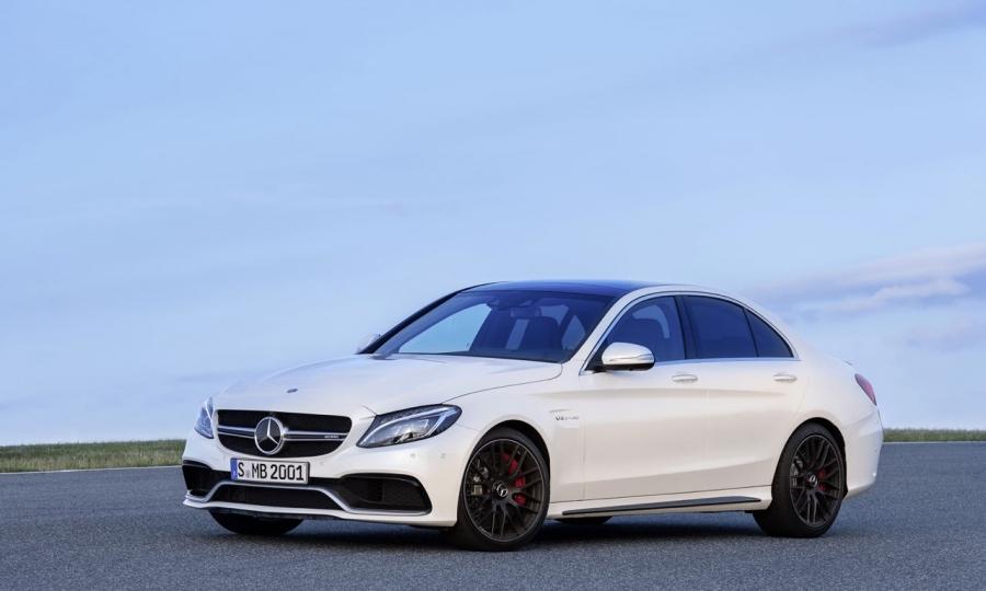 Der neue Mercedes-AMG C63 und C63 S