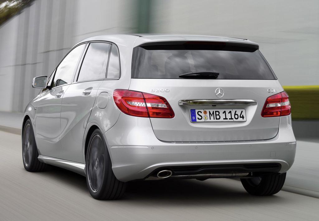 Mercedes B-Klasse (2011)