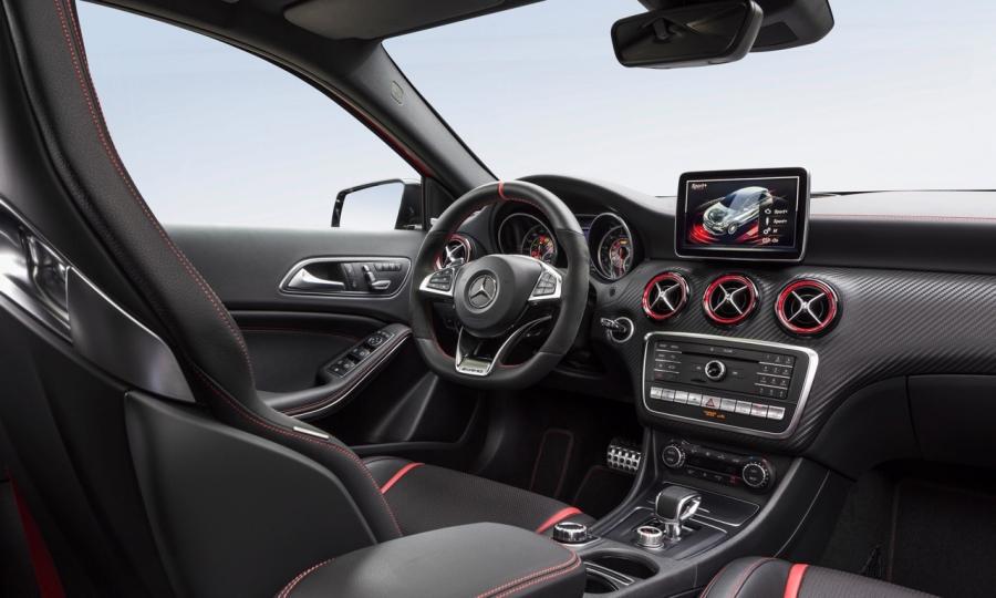Mercedes-Benz AMG A 45 4Matic