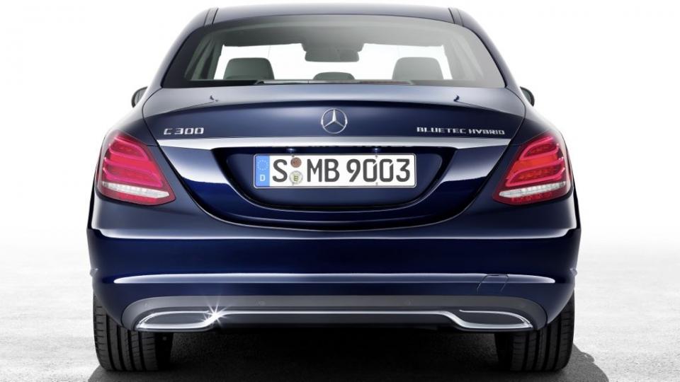 Mercedes-Benz C-Klasse (2014)
