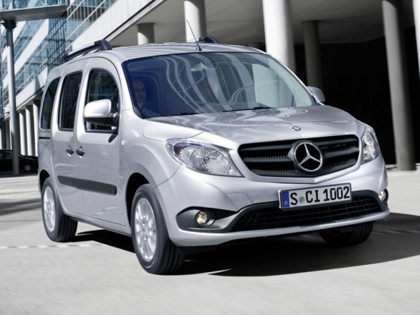 Mercedes Benz Citan (2013)
