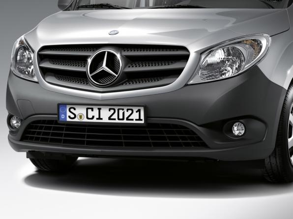 Mercedes Benz Citan (2013)