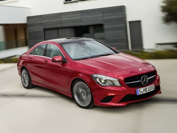 Mercedes-Benz CLA (2013)