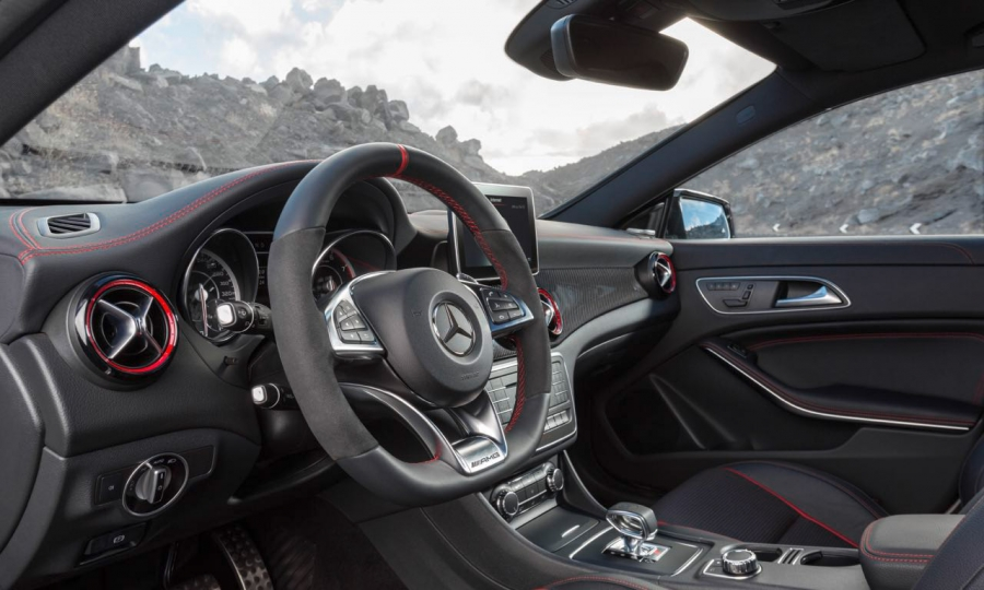 Mercedes-Benz CLA AMG Shooting Brake