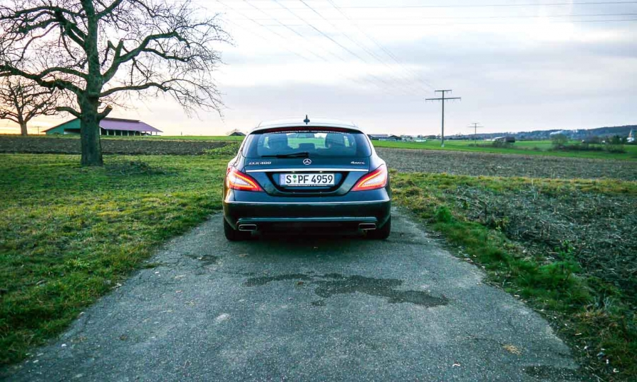 Mercedes-Benz CLS 400 Shooting Brake im Kurztest