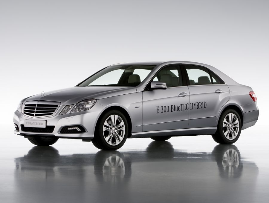 Mercedes Benz E 300 Hybrid 2011