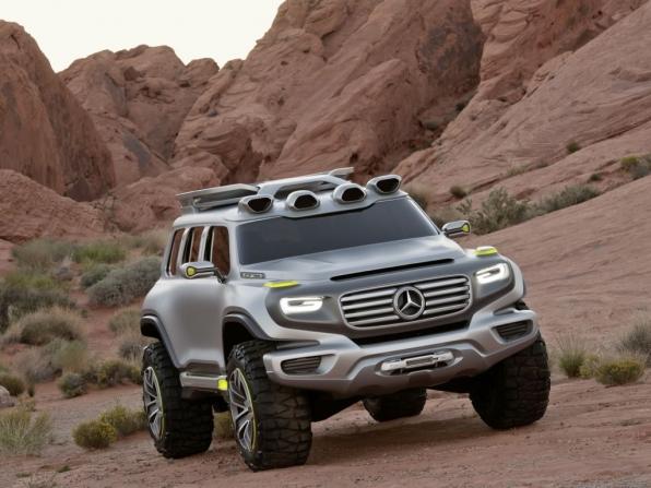 Mercedes-Benz Energ-G-Force (2025)