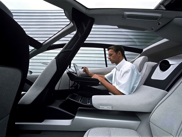 Mercedes Benz F500 Mind Hybrid 2005